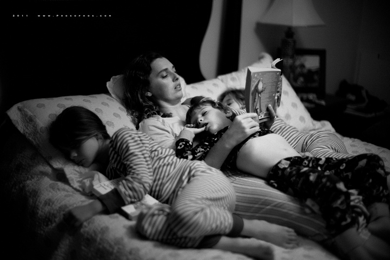 Bedtime stories, revisited.