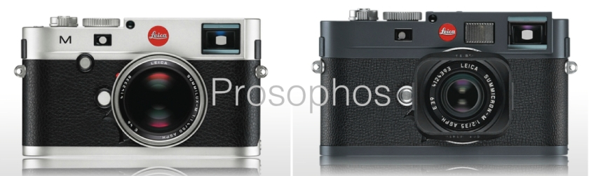 Leica M and M-E - Prosophos.
