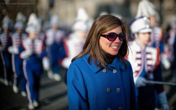 Parade Blue Belle.