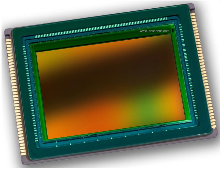 Leica M(240) CMOSIS sensor