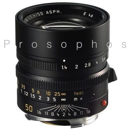 Leica 50mm Summilux ASPH