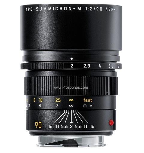 Leica 90mm Summicron APO