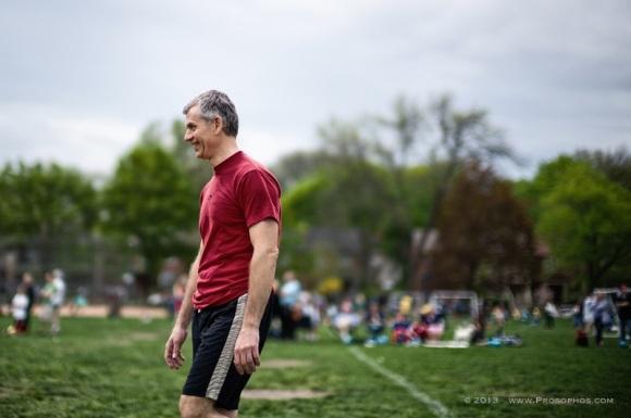 Coach, soccer
