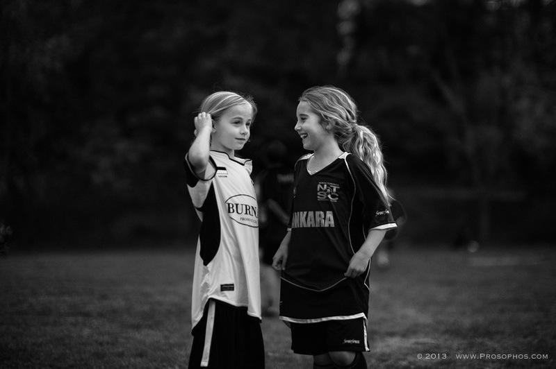 Soccer rivals