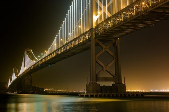 b-Bay Bridge still