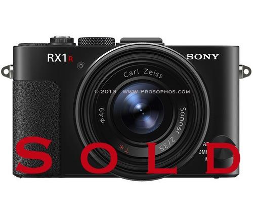 Prosophos Sony RX1R