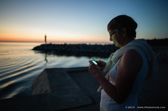 The Photographer and the Dying Light, revisited