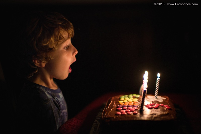 Happy 6th Birthday, Part 1
