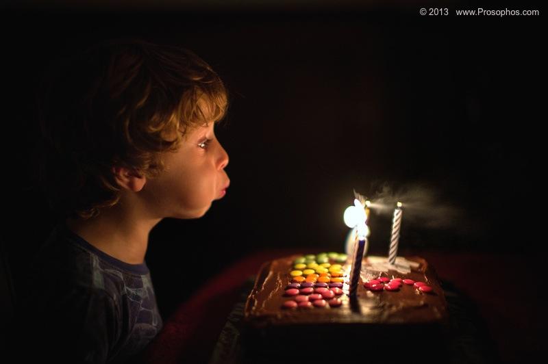 Happy 6th Birthday, Part 2