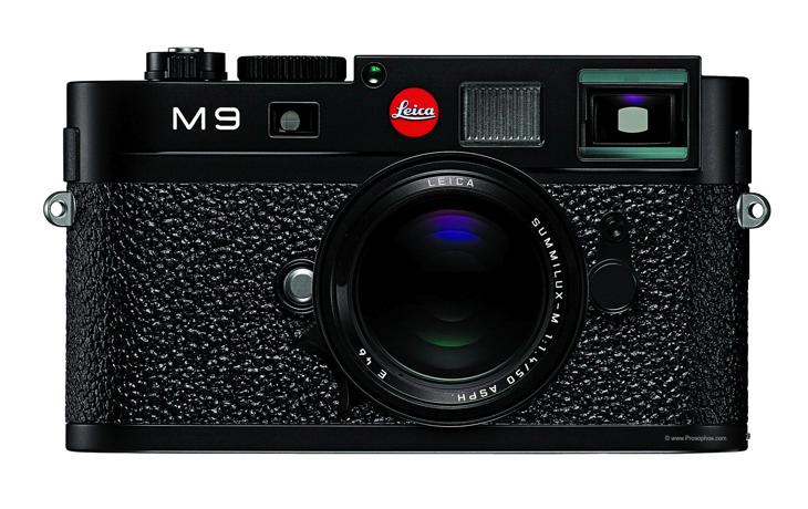 Prosophos - Leica M9 Black