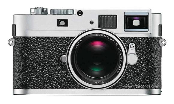 Prosophos-Leica M9P Silver