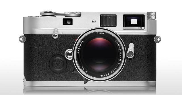 Leica MP - Silver