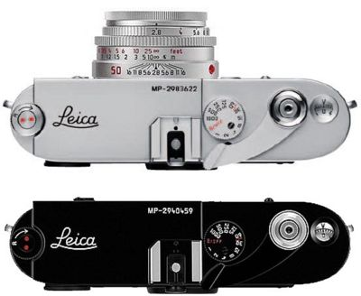 Leica MP - Top Plate