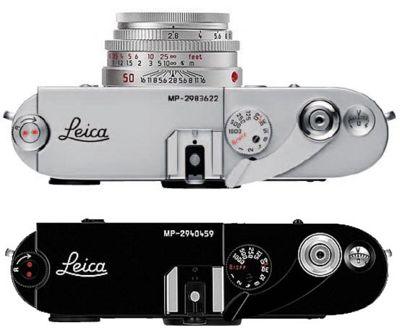 Leica MP - Top Plate