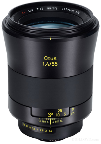 Zeiss Otus 55mm f_1.4 APO-Distagon - Photographs by Peter