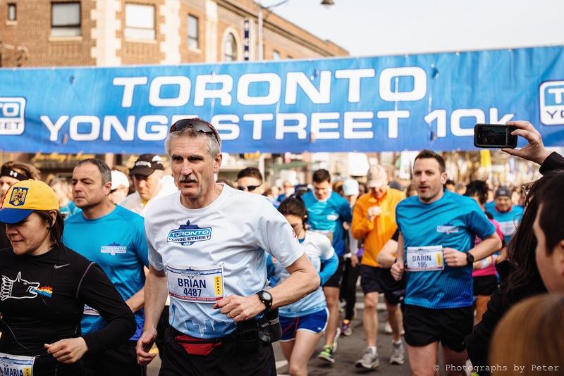 Toronto Yonge St. 10K, Part 4