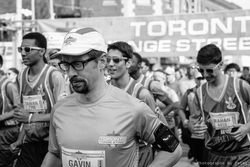 Toronto Yonge St. 10K, Part 5