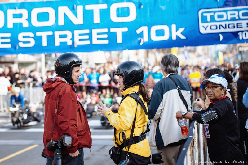 Toronto Yonge St. 10K, Part 6