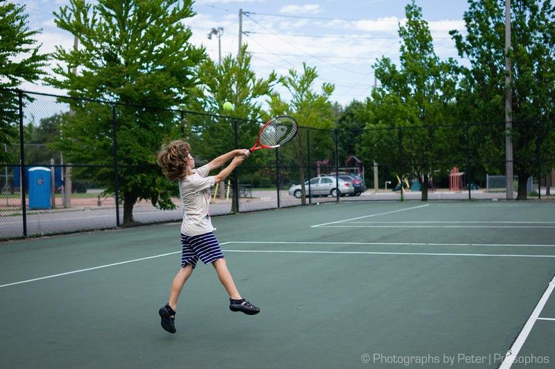 Tennis, Part 2