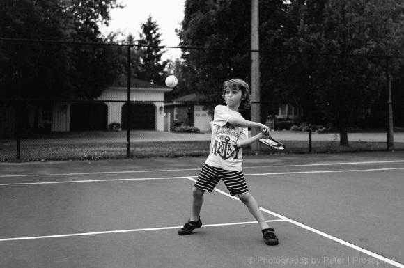 Tennis, Part 3
