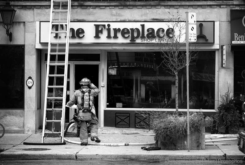 The Place of the Fire