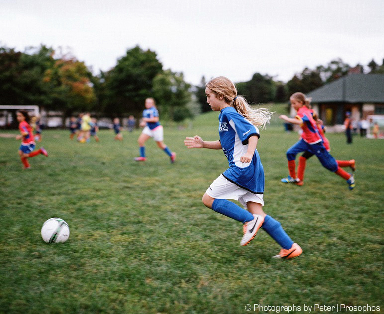 The Beautiful Game in Motion