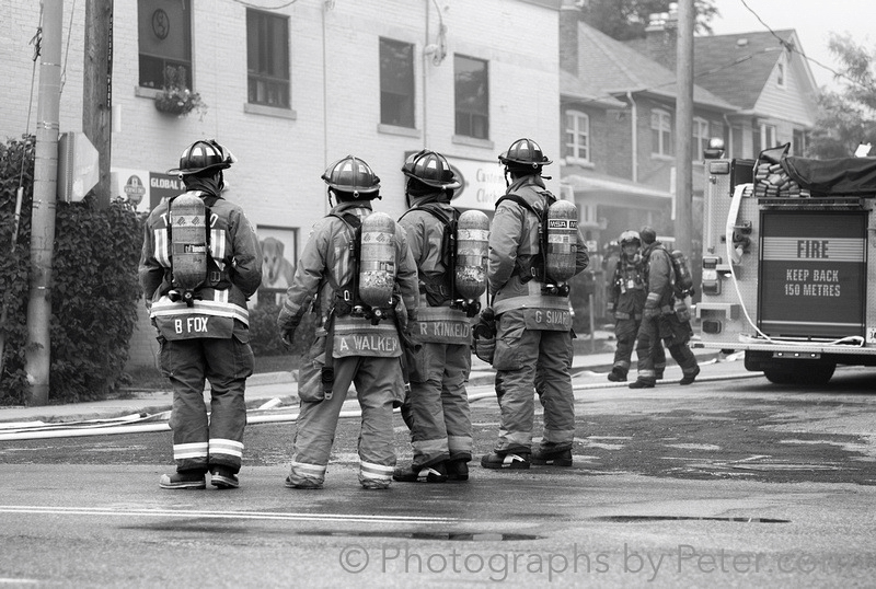 October Six (firemen)
