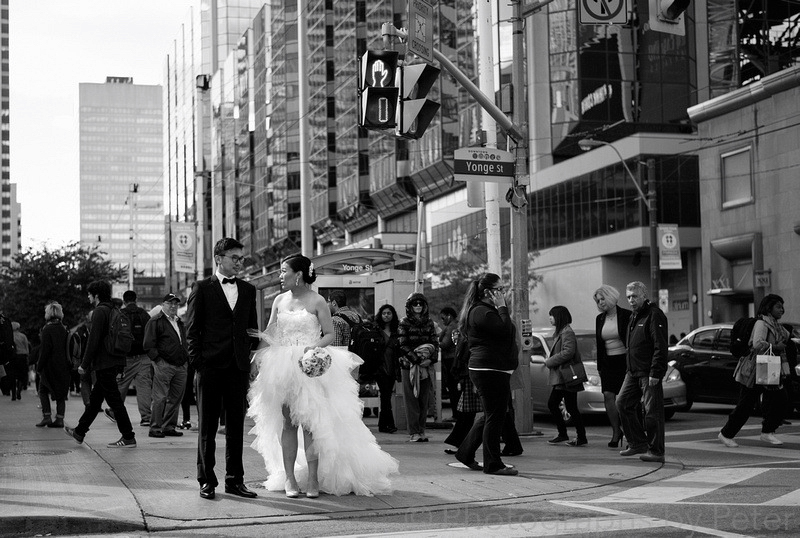 Yonge and Married