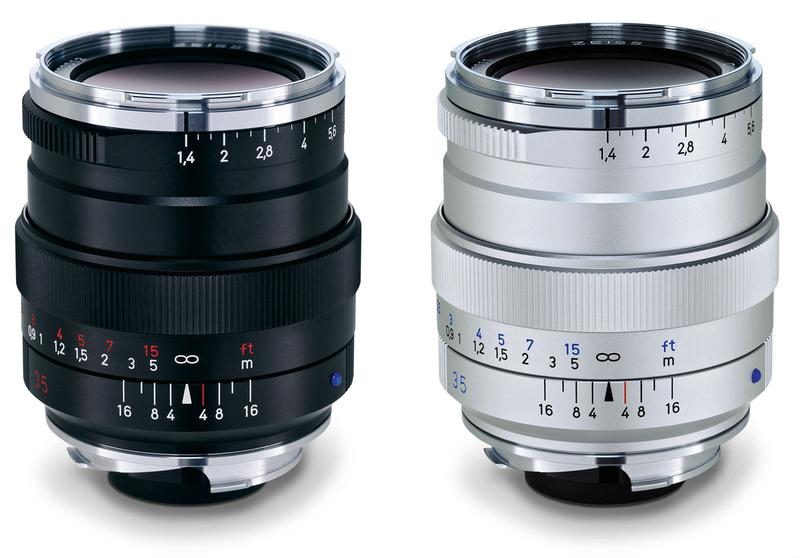 Zeiss 35mm f_1.4 ZM