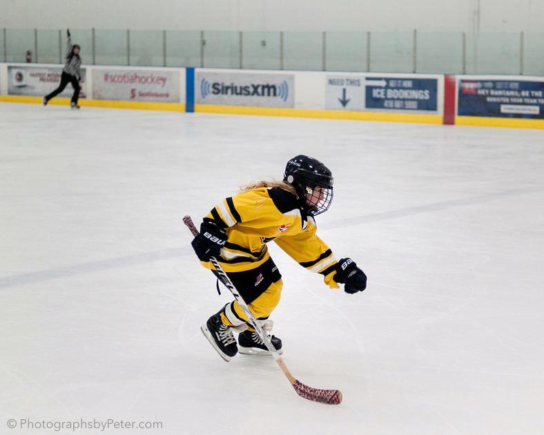 Hockey Girl (Saturday, Part 2)