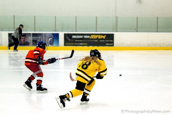 Hockey Girl (Saturday, Part 3)