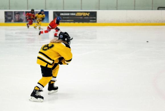 Hockey Girl (Saturday, Part 5)