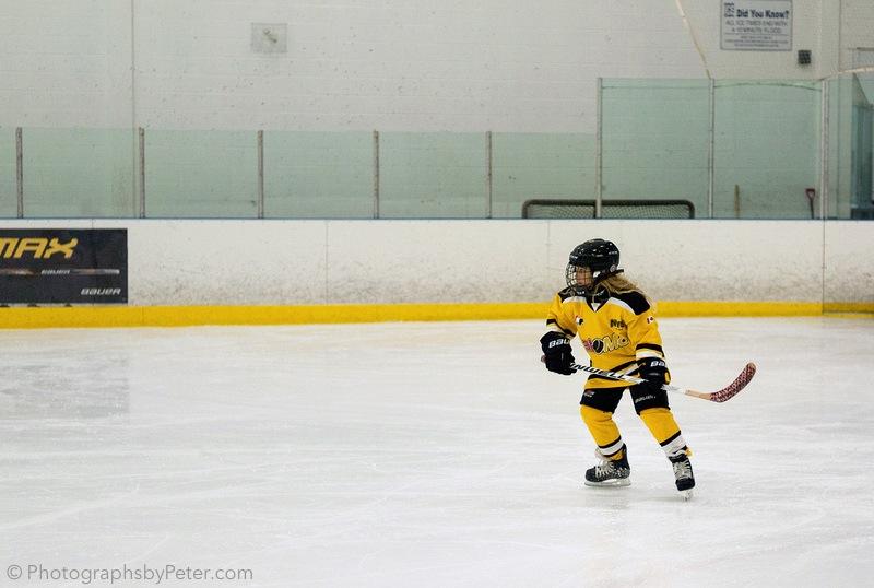 Hockey Girl (Saturday, Part 6)