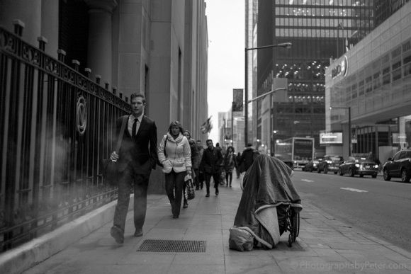 The Invisible Man or Woman