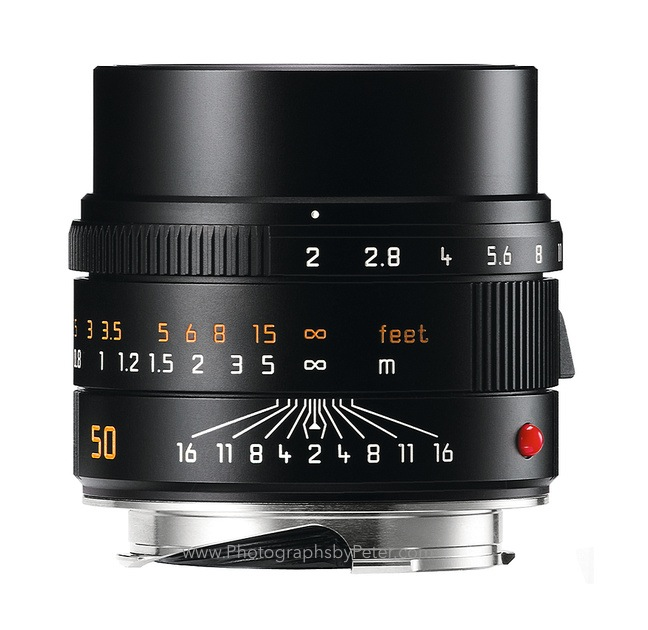 Leica 50mm APO-Summicron