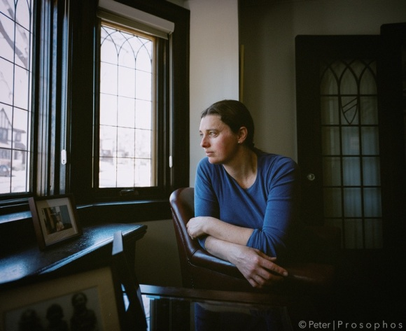 Window Light Portrait