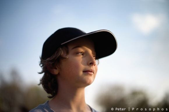 Boy of Summer (contemplating)