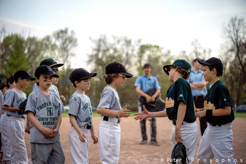 Boys of Summer (handshakes)