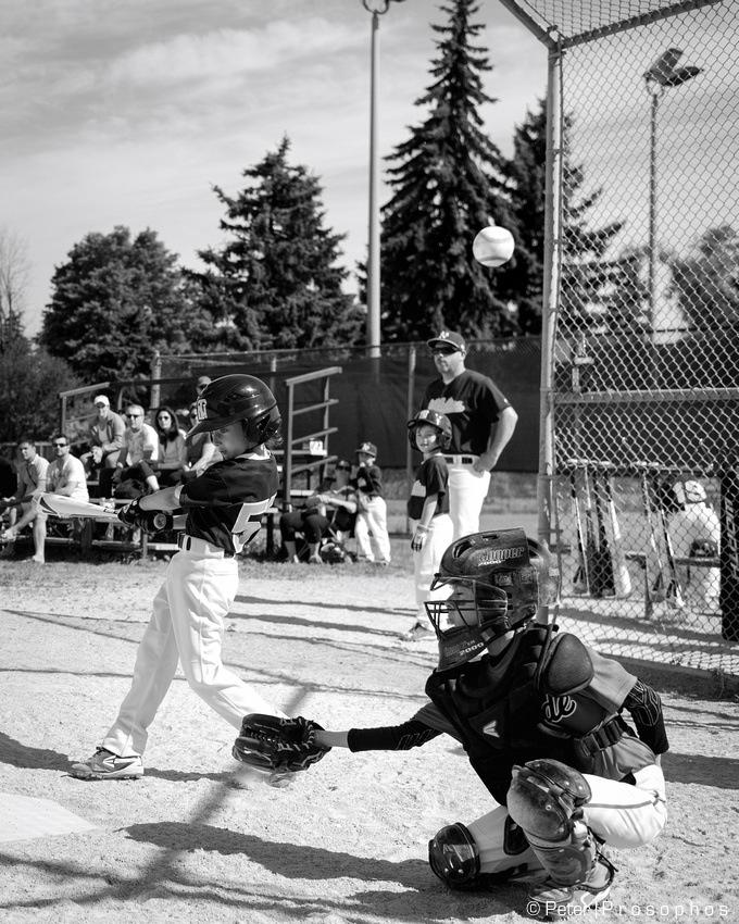 Moment of Baseball Zen