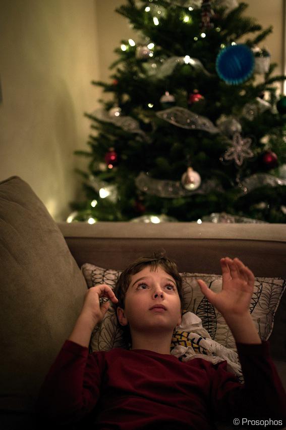 Christmas Catch-Lights