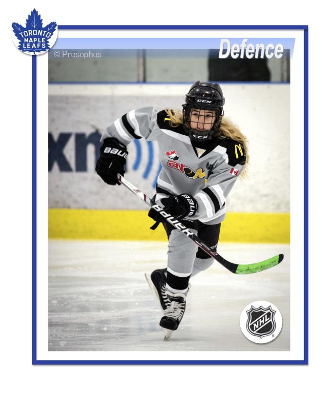 H's Hockey Card