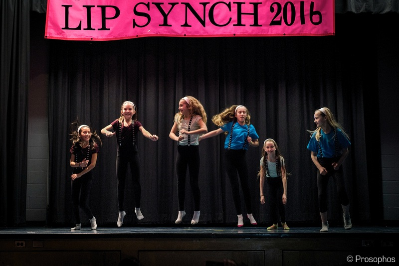 Lip Synch 2016 – H's Group 1