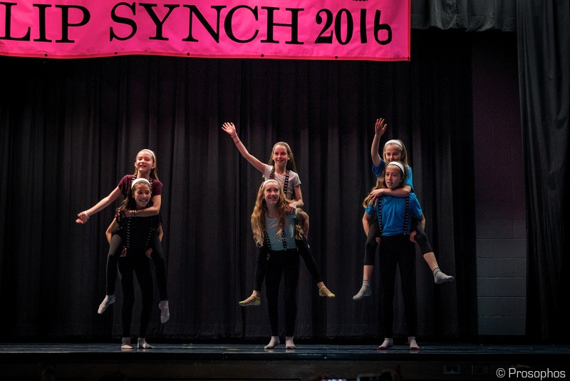 Lip Synch 2016 – H's Group 2