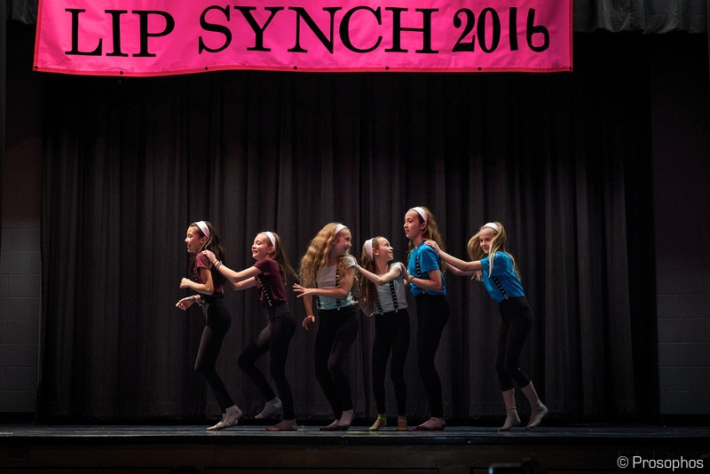 Lip Synch 2016 – H's Group 3