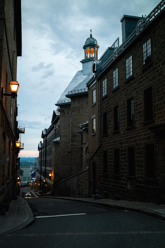 Goodnight and Goodbye (Quebec City)