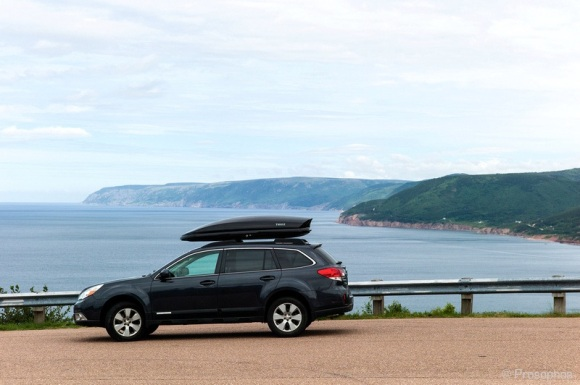 Parking Spot (Cape Breton)