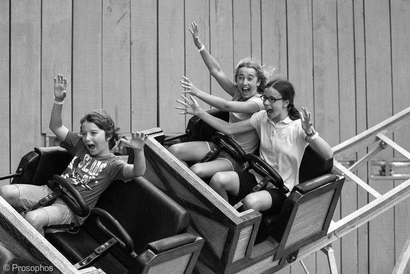 Roller Coaster (Centre Island)