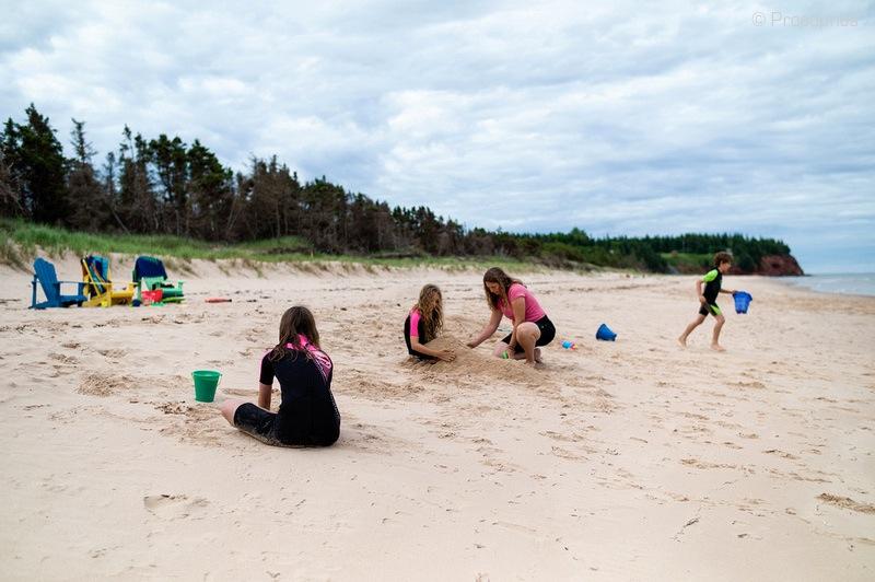 The Beach (Prince Edward Island) 1