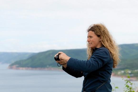 The Photographer (Cape Breton)