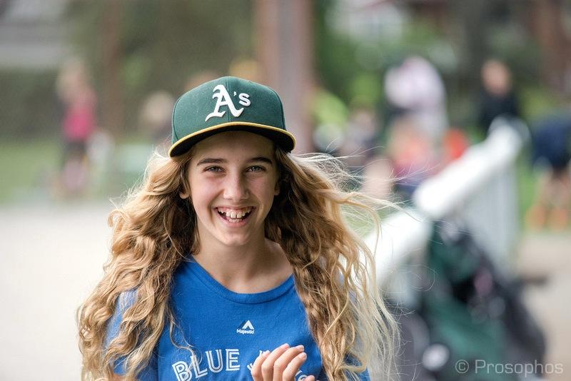 Portrait of a Baseball Fan